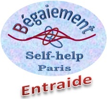 logos de l Association self-help Paris bégaiement réunion